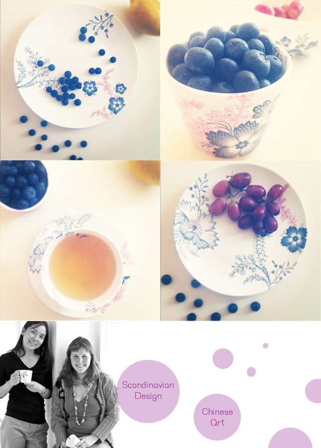 Elinno Design was established in 2008 in Finland by two creative minds Liang Liang and Anni Paunila. These two talented young women met for the first time ...  sc 1 st  Happy Interior Blog & Love In The Air: Elinno Design Tableware · Happy Interior Blog