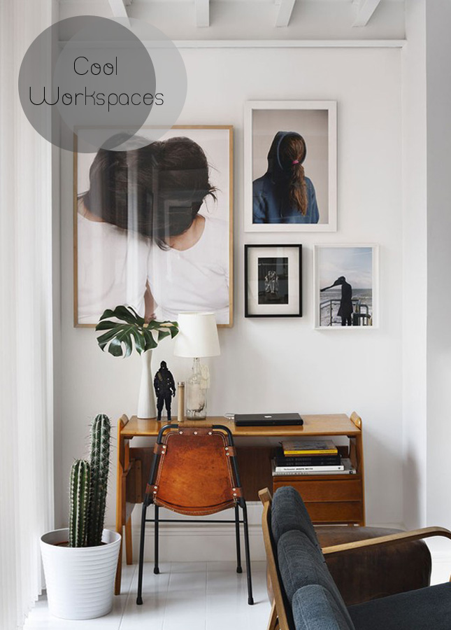 Wondrous Happily Ever After Cool Workspaces Happy Interior Blog Largest Home Design Picture Inspirations Pitcheantrous