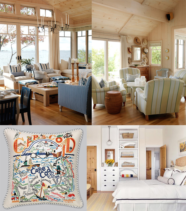 From Place To Space: Cape Cod · Happy Interior Blog