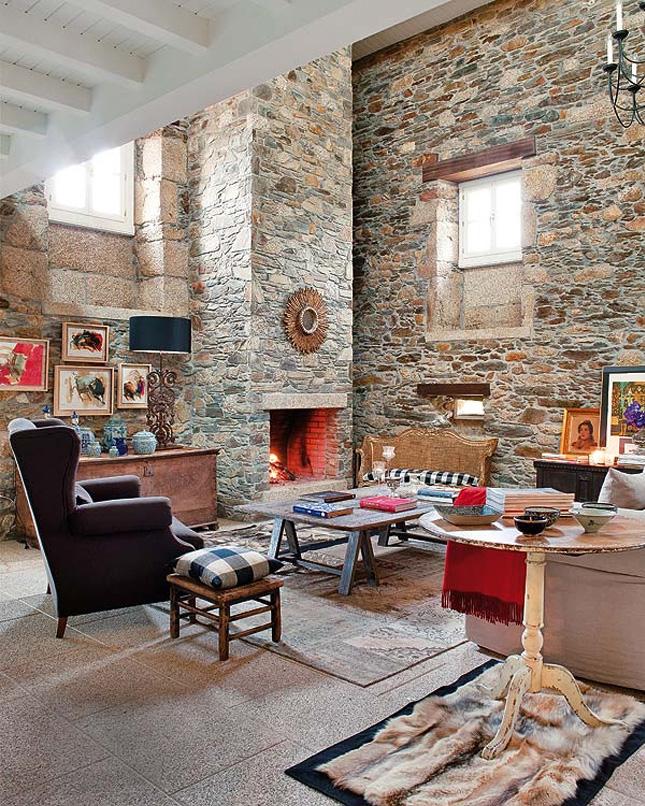 Home Tour Romantic Spanish Mansion Happy Interior Blog