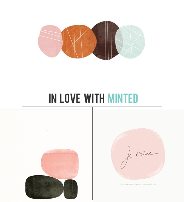 Incredible Design Ideas For Self Confessed Introverts: Giveaway: Win An Art Print By Minted · Happy Interior Blog