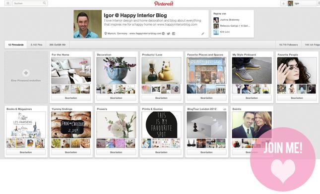 happy pinterest love happy interior blog. Black Bedroom Furniture Sets. Home Design Ideas