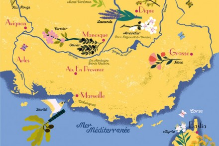 Provence_Map