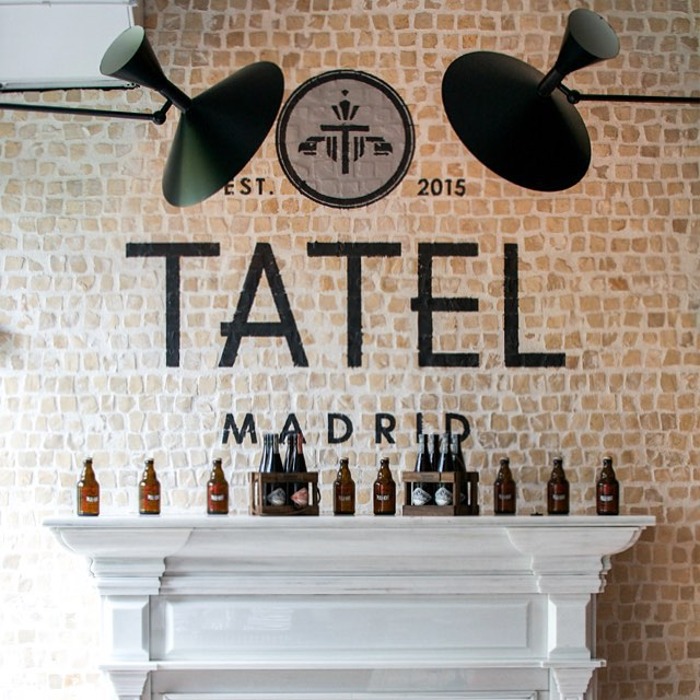The fancy tatelmadrid restaurant equipped with fine tabletops amp morehellip