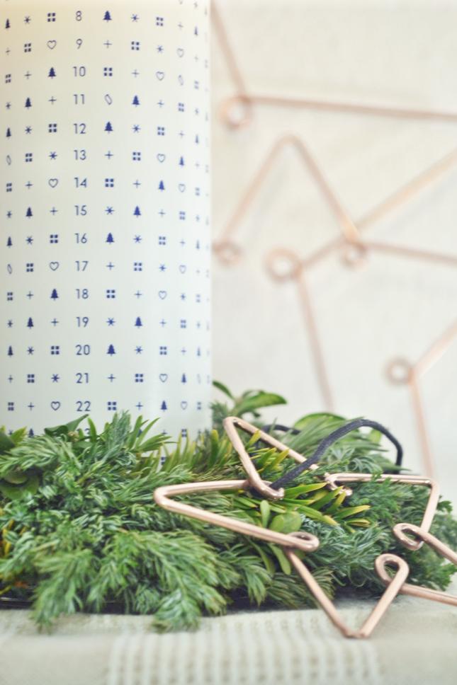 Urban jungle bloggers green festive vignette happy for Decoration urban jungle