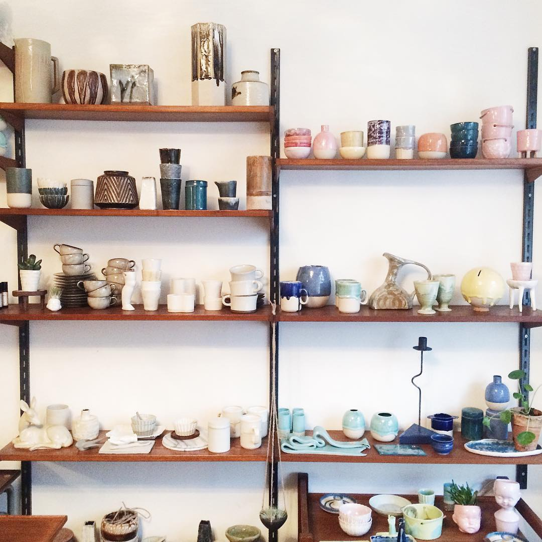 If you love vintage ceramics and youre in Copenhagen dohellip