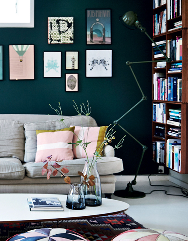 Home Tour: Colourful Stylist Home In Denmark · Happy Interior Blog