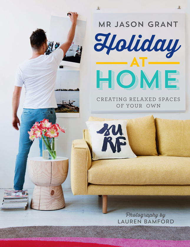 Holiday At Home: Book Review U0026 Interview With Mr. Jason Grant