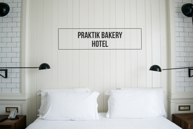 from place to space praktik bakery hotel in barcelona happy interior blog. Black Bedroom Furniture Sets. Home Design Ideas
