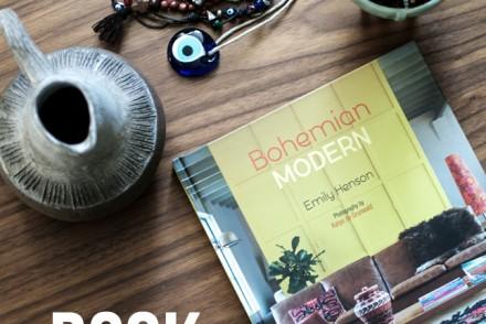Bohemian-Modern-Book