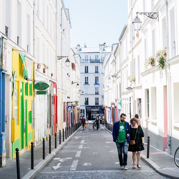 Summer Travel Tips For Paris A colourful walk along thehellip