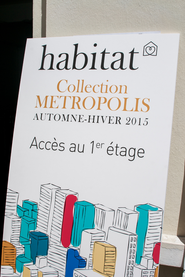 Habitat, autumn winter 2015, new collection