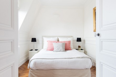 Paris apartment, small living, small Paris apartment, Paris interiors