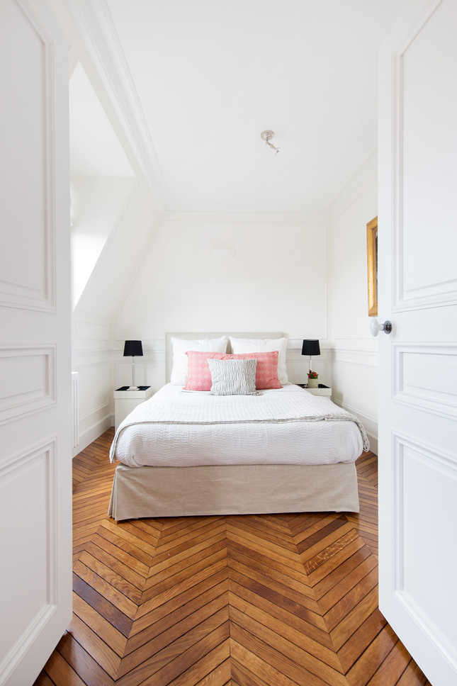 Small Living In Paris Happy Interior Blog