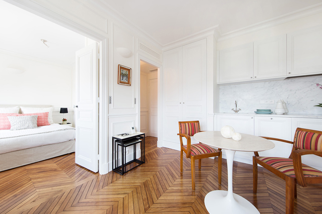 Paris apartment, small living, small Paris apartment, Paris interiors