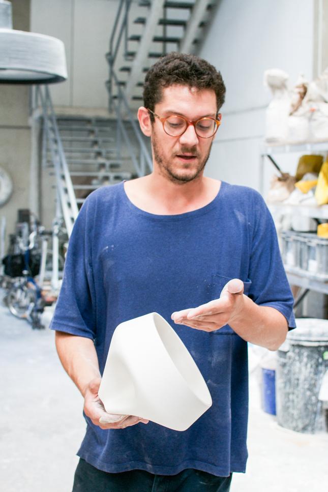 ceramics, ceramicist, ceramics studio, pottery, Apparatu, SunnyDesign, Xavier Mañosa, Spanish Design