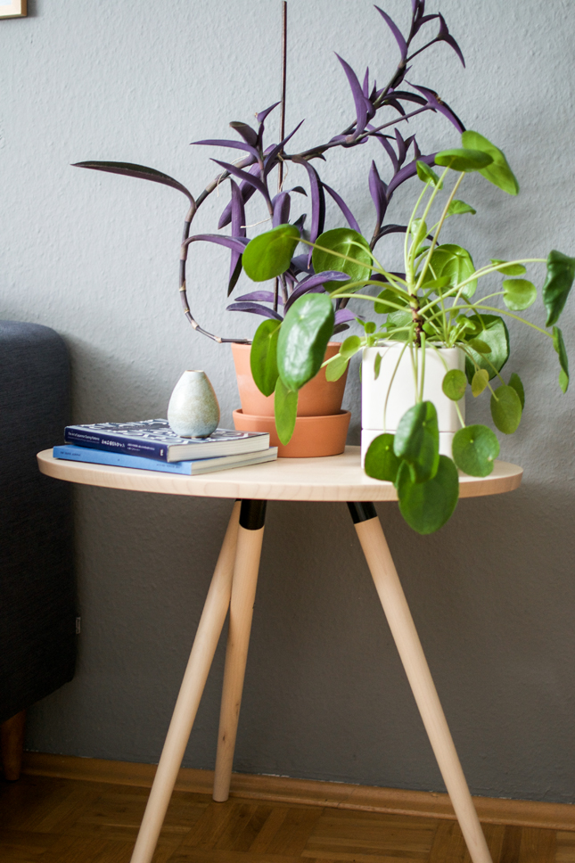 YCKS, side table, German design, furniture design