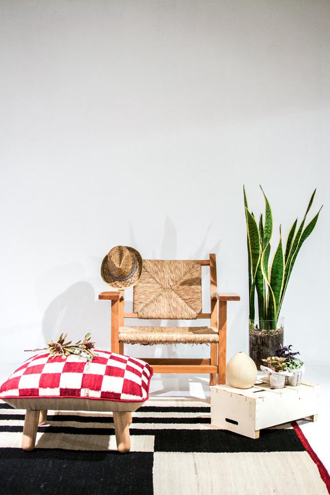 Nanimarquina, rugs, Spanish Design, Sunny Design, Handmade rugs, styling