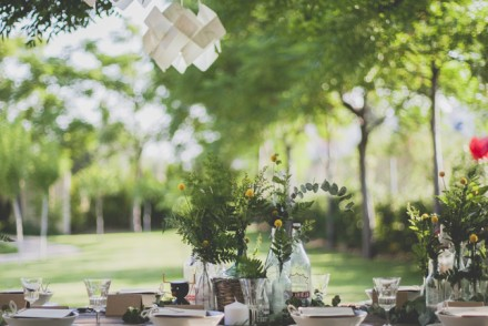 garden party, summer garden party, LZF Lamps, alfresco dining, outdoor lighting, garden
