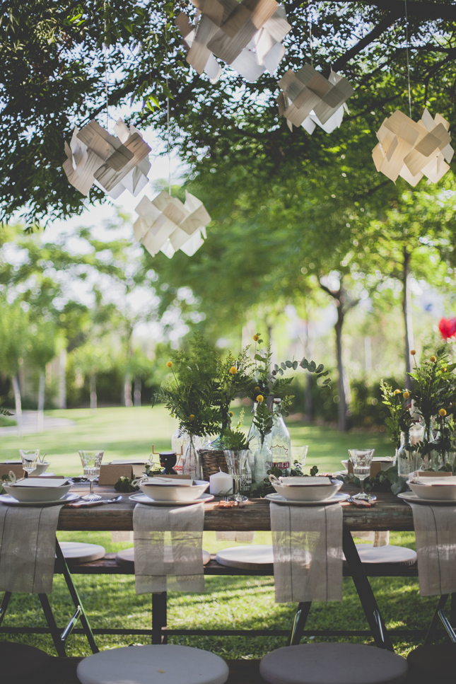 The Perfect Garden Party Happy Interior Blog