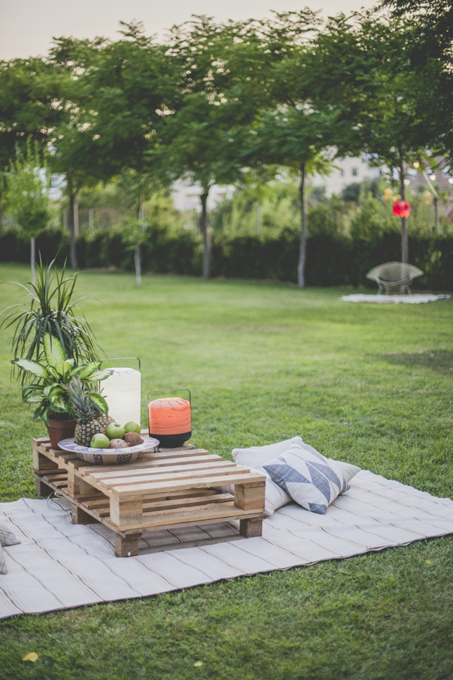 The Perfect Garden Party · Happy Interior Blog