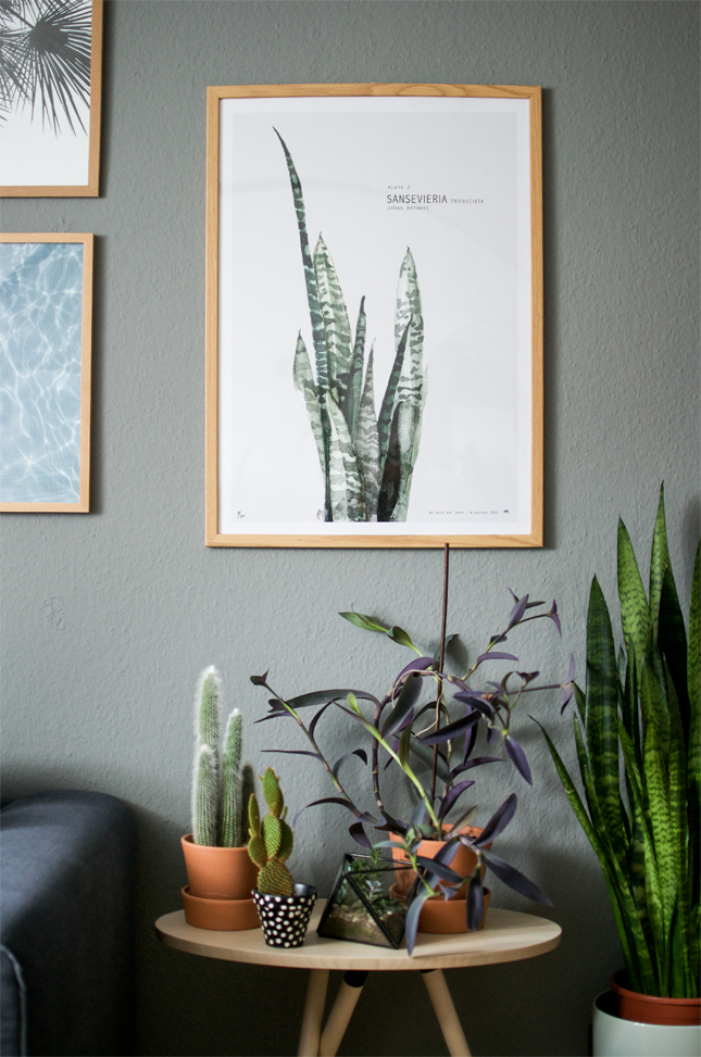 Urban Jungle Bloggers Plants Art Happy Interior Blog