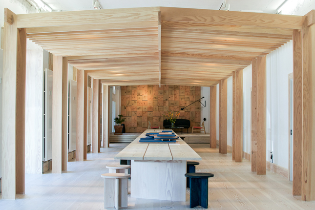 Dinesen, Danish design, danish design tour, wooden flooring