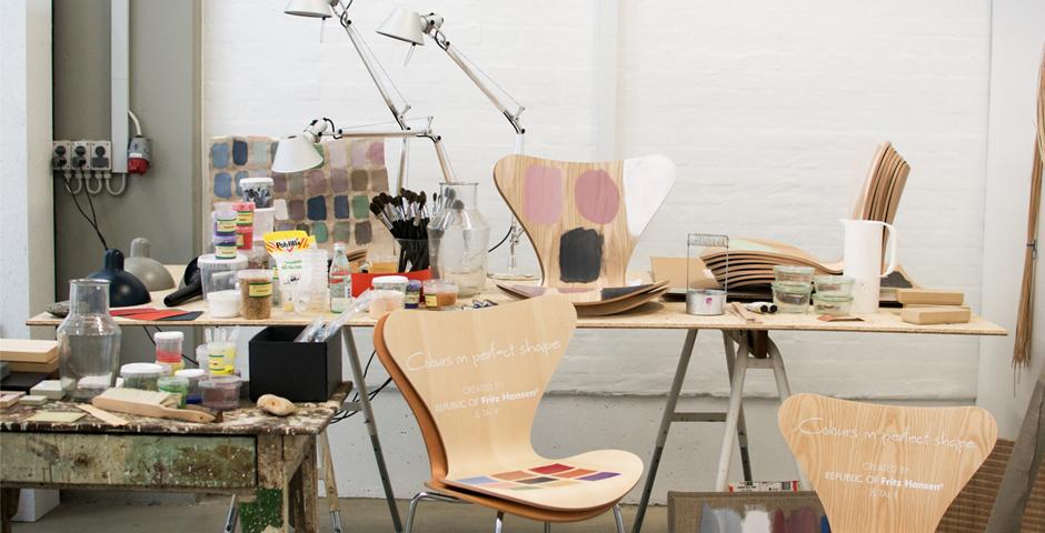 Fritz Hansen, Danish design, design blog, interior blog