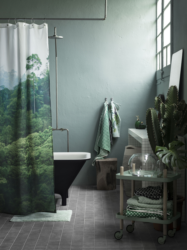 H m home goes urban jungle happy interior blog - H et m home collection ...