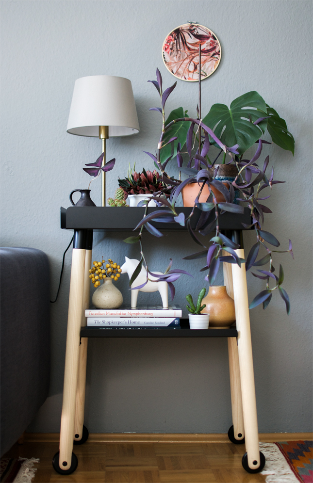 urbanjunglebloggers, plant shelfie, plantshelfie, plants, indoor plants, houseplants, plant styling, bar cart