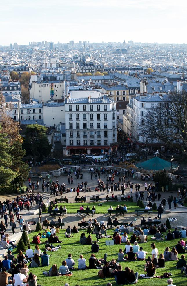 Paris, Je suis Paris
