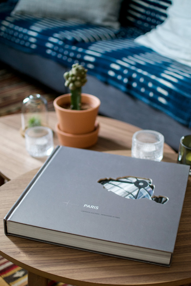 Paris, giveaway, coffee table book
