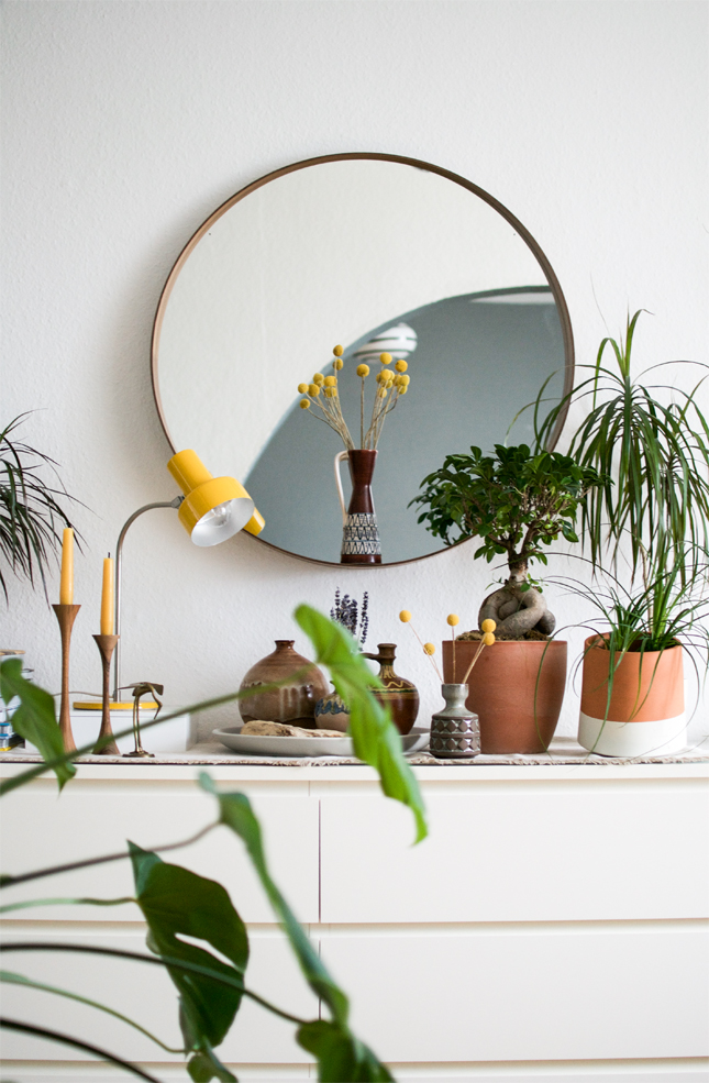 bedroom makeover, bedroom styling, boho interiors, earthy boho, natural styling, plants, urbanjunglebloggers, houseplants, plants purify air, bedroom plants