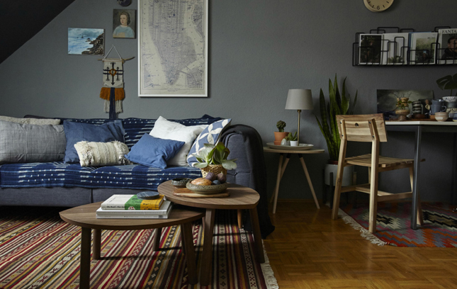 Ikea, Home Story, Urban Jungle, Plants, Home Tour, Ikea Family Magazine