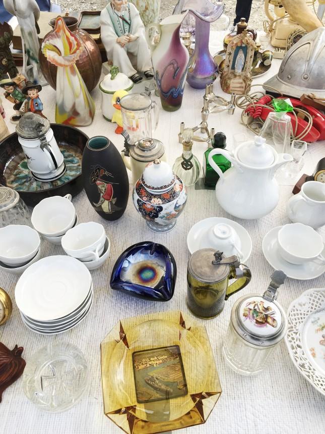 Munich, flea market, Riesenflohmarkt, München, vintage, home decor, home accessories