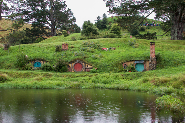 New Zealand Hobbiton Travel Tips Blog The Hobbit Lord Of
