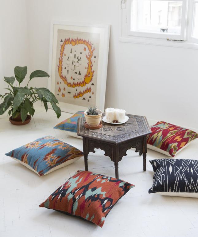 Folkk, Balkan design, Serbian Design, Serbia, Handicraft, Handmade design, Kilims, Kilim rug, Kilim cushion, woodwork,