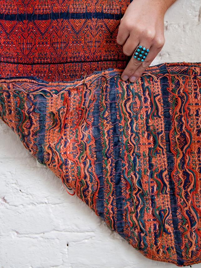 The Rich & Strange, giveaway, ethnic, boho, textiles, vintage, Gewinnspiel, cushion, Guatemala, win, ethnic style, bohemian