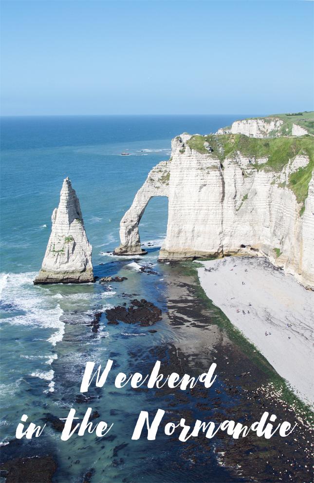 Normandie, Normandy, Weekend Trip, Travel Tips Normandie, Etretat, Giverny, Claude Monet, Travel Blog