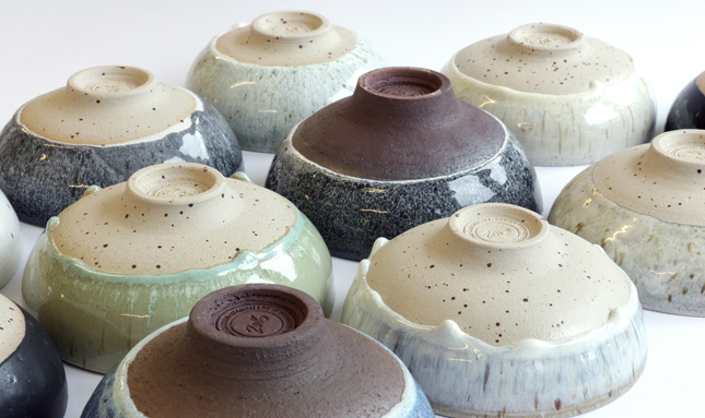 Studio Arhoj, ceramics, handmade, Danish design, Japanese design, home decor