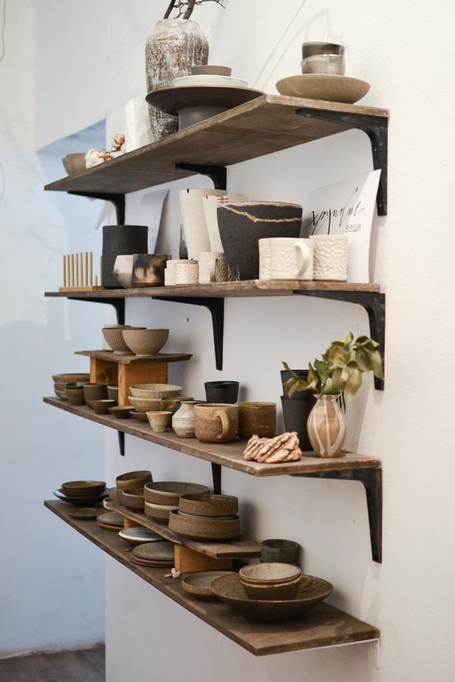 ceramics, Fragile Things, Moscow, Russian design, pottery, handmade ceramics