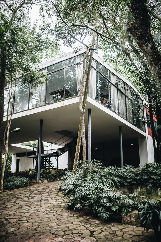 Lina Bo Bardi, Casa de Vidro, Brazil. Sao Paulo, Brazilian design, Brazilian architecture