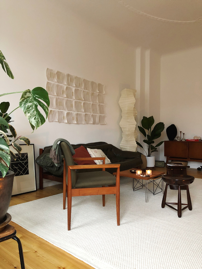Berlin interiors, new home, 1970s interiors, 1970s style, interior styling, interior design