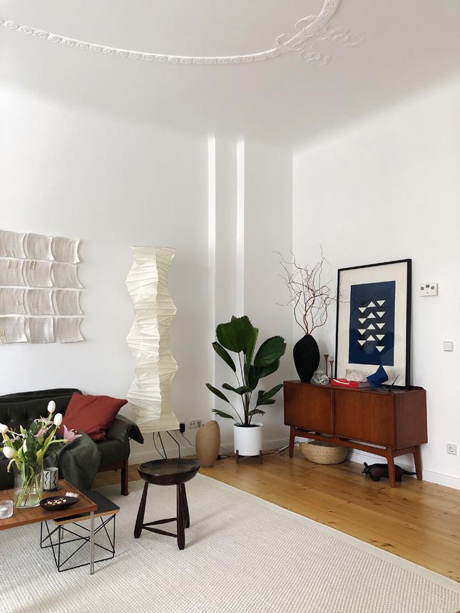 interior, Berlin apartment, interior styling, winter vibes, interior decoration, brazilian design, CH25 , Danish design