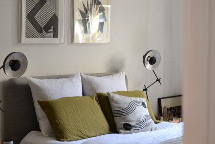 bedroom, bedroom styling, bedroom design, calm bedroom styling, interior, interior styling, interior design, Berlin, Berlin interiors, design wardrobe, natural interior styling